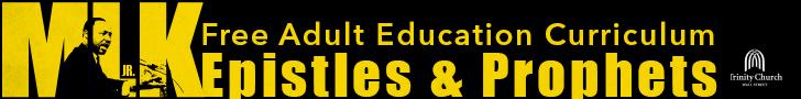 MLK epistles & prophets