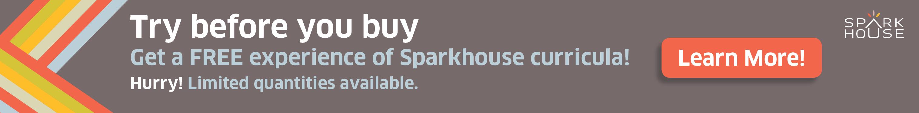 Spark House TBYB