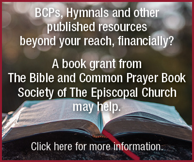 Book Grant from Bible Society